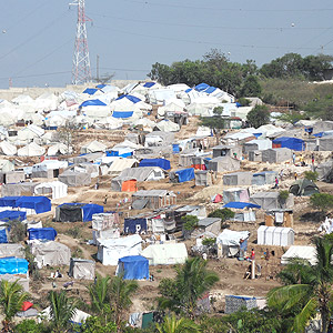 relief camp