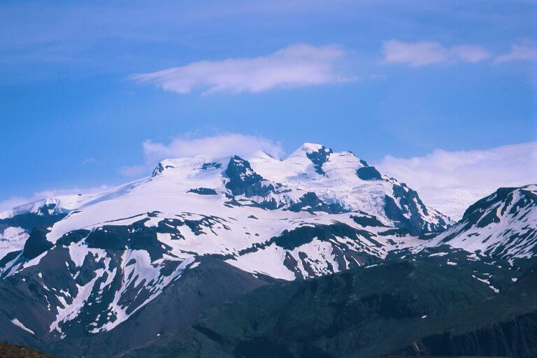 how to say mountain in icelandic