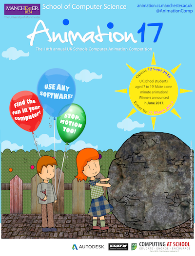 Animation17 poster
