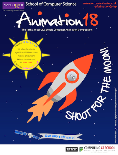 Animation18 poster